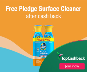 Cleaning Products at Totally Free Stuff