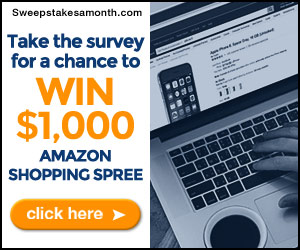 Do you love online shopping? Enter to win a $1000 Amazon shopping spree!