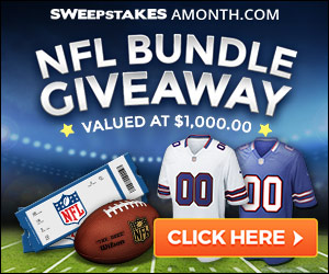 NFL Bundle $1000 Giveaway!